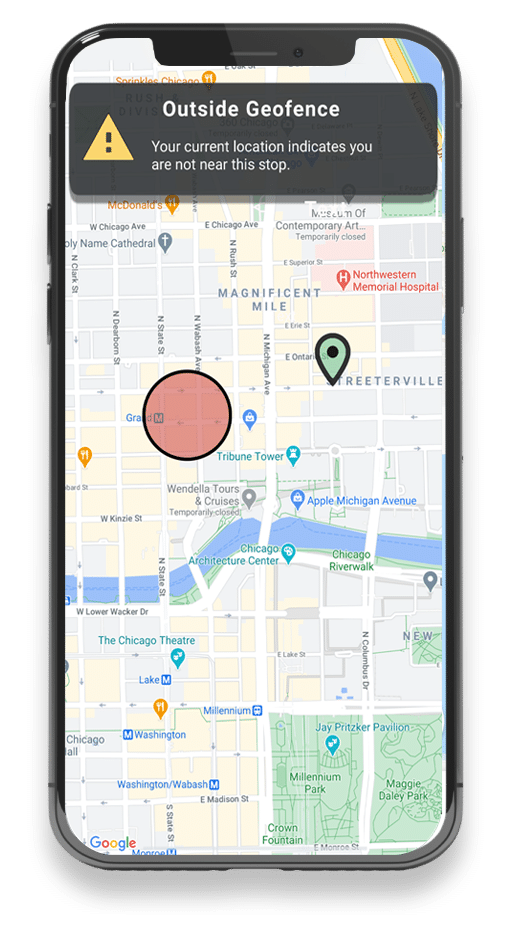 courier and last-mile delivery software phone app by cxt software
