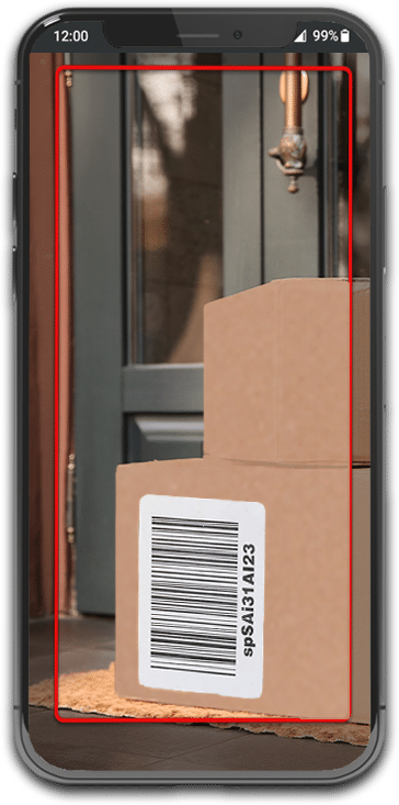 last-mile delivery software phone app by cxt software