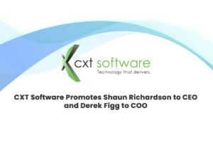 CXT Software Leadership Announcement